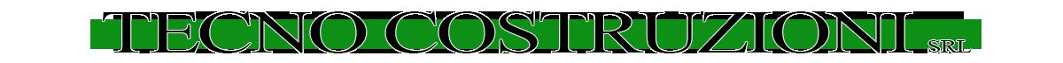 Tecno Costruzioni logo verde